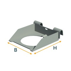 CD profile T-type joint