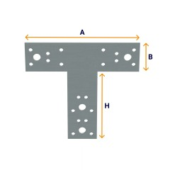 T-plate