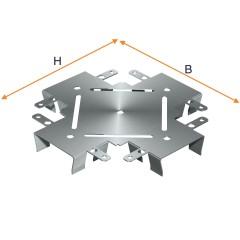CD profile cross coupling
