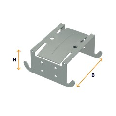 CD profile transversal coupling