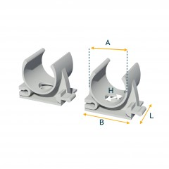 Pipe fasteners
