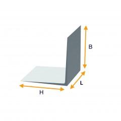PVC angle piece