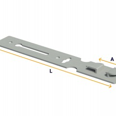 Window mounting anchors